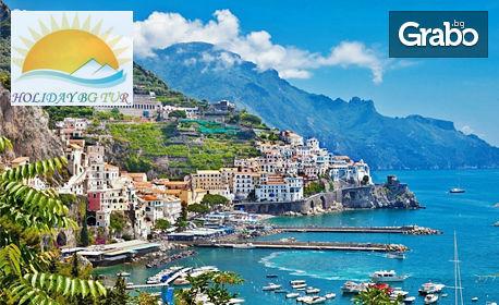 Виж Неапол, Соренто, Бари и Солун през Май! Екскурзия с 4 нощувки, 3 закуски, самолетен и автобусен транспорт