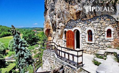Еднодневна екскурзия до Русе и Басарбовски и Ивановски скални манастири