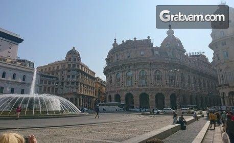 Екскурзия до Загреб, Верона, Монако, Ница, Кан и Барселона! 6 нощувки със закуски, плюс автобусен и самолетен транспорт