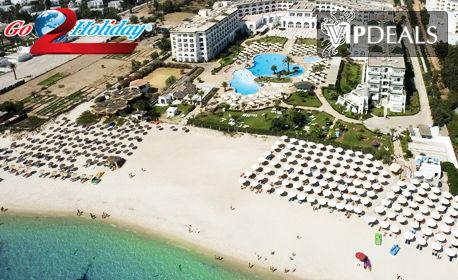 Слънчева почивка в Тунис! 7 нощувки на база All Inclusive, плюс самолетен транспорт