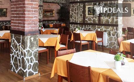 Почивка във Велинград! 6 нощувки със закуски, обеди и вечери, плюс по 4 процедури на ден