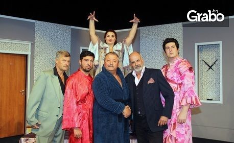 """Красимир Ранков в """"Ами сега"""" на 13 Ноември - смехът е гарантиран!"""