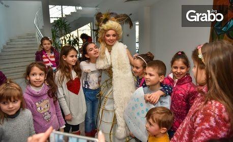 """Спектакълът за деца """"Годишните времена"""" от Вивалди - на 16 Март"""