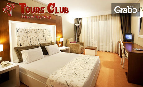 Почивка в Кушадасъ! 7 нощувки на база All Inclusive в Хотел Sentinus****