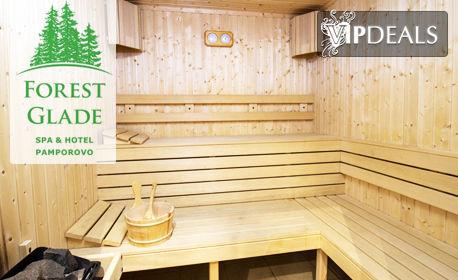 Зима в Пампорово! 2 или 3 нощувки със закуски за двама, трима или семейство с две деца, плюс релакс зона и трансфер до ски пистите