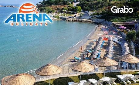 Ранни записвания за почивка в Кушадасъ! 7 нощувки на база Ultra All inclusive в Хотел Sea Light Resort & SPA 5*