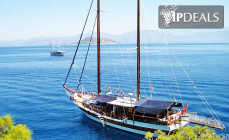 Вечерен круиз с яхта край Созопол и остров Свети Иван