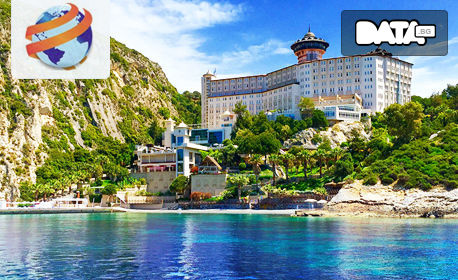 Ранни записвания за почивка в Кушадасъ! 5 нощувки на база Ultra All Inclusive в хотел Ladonia Hotels Adakule*****