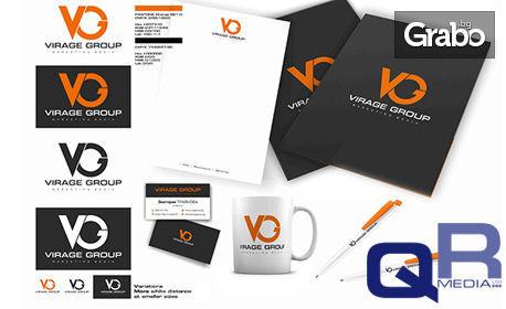 Изработка на дизайн на фирмено лого