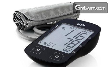 Апарат за кръвно налягане Laica BM2604 с Маншет Laica М или Маншет Laica L