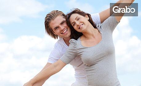 Изследване на полов хормон по избор - LH, FSH, Estradiol, Progesterone, Testosterone или Prolactin