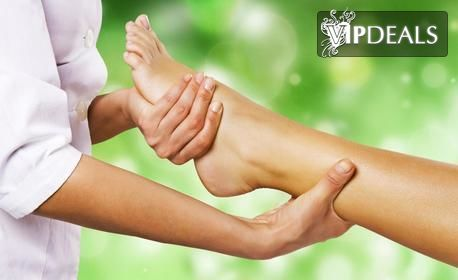 При разширени вени на краката! Магнитотерапия, лимфодренажен масаж или апаратна физиотерапия