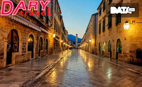 Екскурзия до Будва за Великден! 3 нощувки със закуски и вечери, плюс транспорт и възможност за посещение на Дубровник