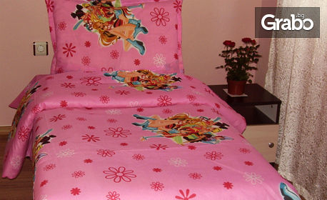 Детски спален комплект в цвят по избор