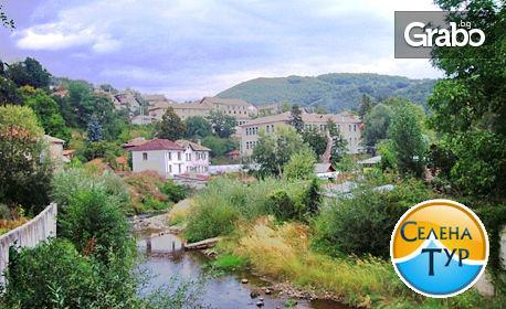 Еднодневна екскурзия до ждрелото на река Ерма, село Студен извор и Власинското езеро в Сърбия - на 6 или 7 Юли