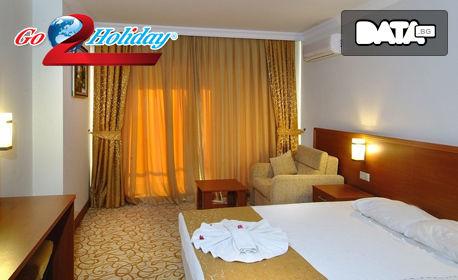 В Анталия през Август! 7 нощувки на база All Inclusive в хотел 4*, плюс самолетен билет