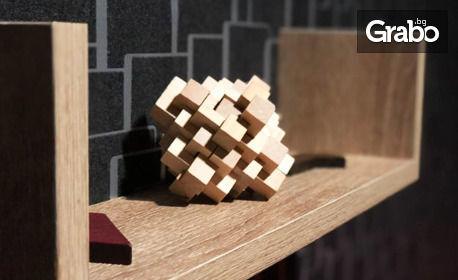 1 игра в пъзел стая на загадките - за едно или четири деца