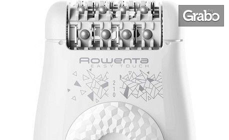 Епилатор Rowenta EP1115F0 с 24 пинсети и 2 скорости, от Аllеор.bg