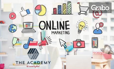 """Онлайн курс """"Уеб маркетинг на взаимовръзките"""" - с достъп до платформата за 1 месец и сертификат"""