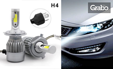 LED диодни крушки C6 за автомобил - модел по избор