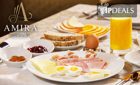 Пролетна почивка в Банско! Нощувка със закуска и вечеря, плюс релакс зона