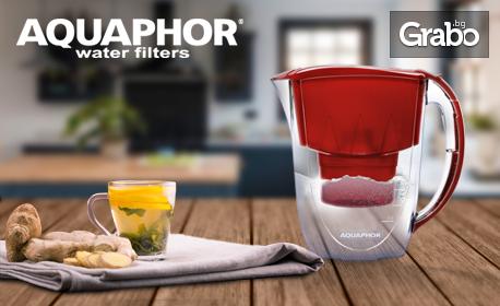 Кана Аквафор Аметист с филтър В100-25, или комплект филтри по избор - за чиста вода на трапезата