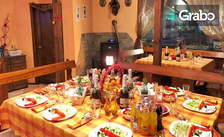 изображение за оферта Релакс в Тетевенския Балкан! Нощувка със закуска и възможност за риболов, от Комплекс Върбака, Рибарица