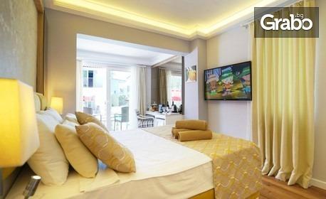 Почивка в Сиде през Септември или Октомври! 7 нощувки на база Ultra All Inclusive в Lyra Resort 5*