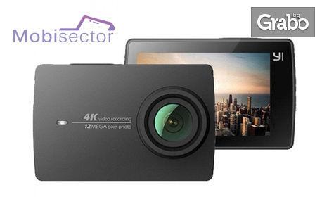 Xiaomi YI 4K Action Camera 2 с вграден 3-осов жироскоп и 3-осов акселерометър
