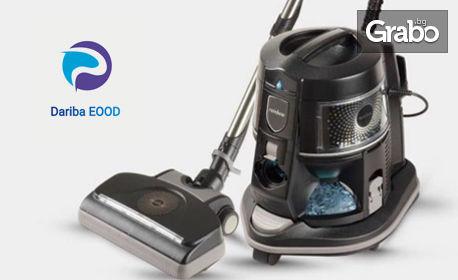 Почистване на дом или офис до 100кв.м, плюс изпиране на матрак и почистване на електроуред по избор