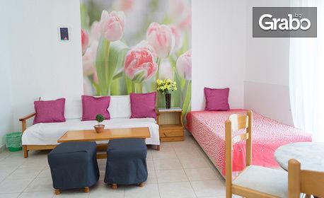 През Юли в Керамоти! 5 нощувки със закуски в хотел Golden Sands 3*