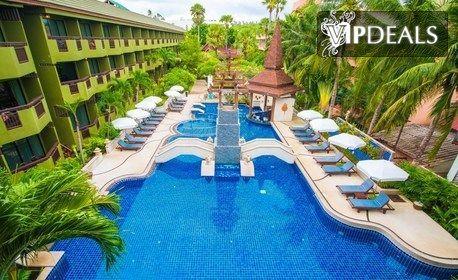 Посети Тайланд! 7 нощувки със закуски в Хотел Phuket Island View**** на остров Пукет, плюс самолетен билет