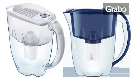 Кана за пречистване на водата Аквафор Идеал или само филтри за вода