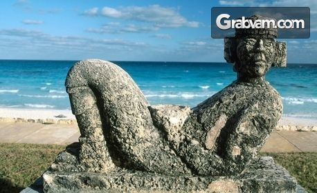 Екскурзия до Канкун! 7 нощувки на база All Inclusive в хотел Panama Jack Resort Cancun*****, плюс самолетен транспорт