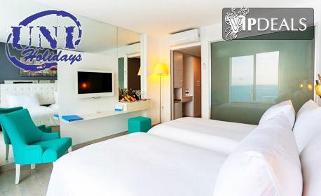 Великденски или майски празници в Кушадасъ! 4 нощувки на база 24 часа Ultra All Inclusive в Le Bleu Hotel & SPA*****