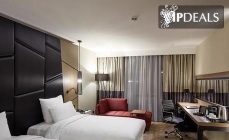 НГ в Истанбул! 3 нощувки, закуски и празнична вечеря в Pullman Istanbul Hotel&Convention Center 5*, транспорт от София, Варна и Русе