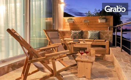 През Септември на остров Корфу! 3 нощувки със закуски и вечери, плюс транспорт
