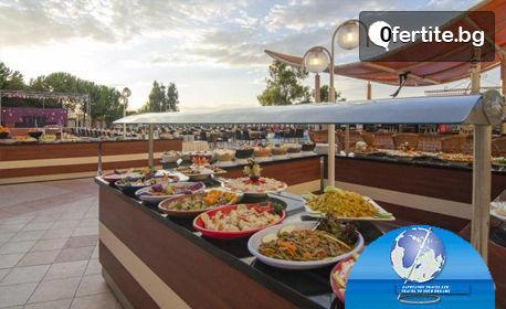 Почивка в Кушадасъ през Септември! 7 нощувки на база All Inclusive в Хотел Sea Pearl****