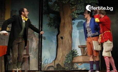 """Театър за деца! Гледайте """"Макс и Мориц"""" 13 Октомври"""