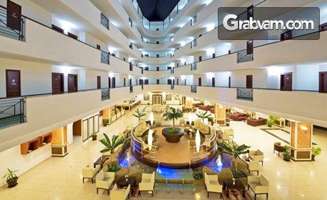 Морска почивка в Анталия през Май! 7 нощувки на база Ultra All Inclusive в Aydinbey Gold Dreams Hotel*****