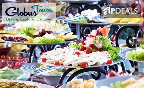 Луксозна почивка за Свети Валентин в Турция! 2 нощувки със закуски и празнична вечеря, Кумбургаз
