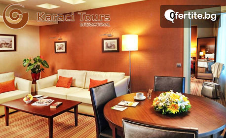 За Фестивала на лалето в Истанбул! 2 нощувки със закуски в Хотел 4*, плюс релакс зона