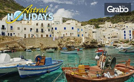 6-дневна почивка в Сицилия: 5 нощувки на пълен пансион, плюс самолетен билет