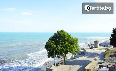 Нощувка в Несебър през Юли и Август - на 150м от плажа