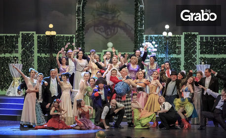 """Спектакълът """"Празник на оперетата и мюзикъла"""" на 13 Декември"""