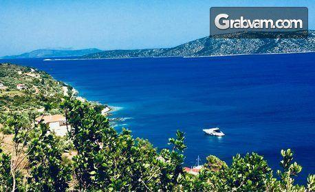 През Юни на остров Алонисос, Гърция! 3 или 4 нощувки за до шестима
