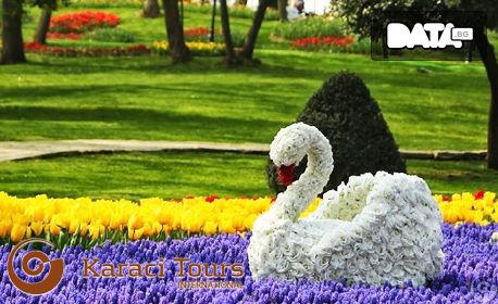 Екскурзия до Истанбул! 2 нощувки със закуски, плюс транспорт от София и Пловдив и възможност за Фестивала на лалето