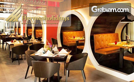 През Май или Юни в Дубай! 7 нощувки със закуски в Хотел Ibis One Central***, плюс самолетен транспорт