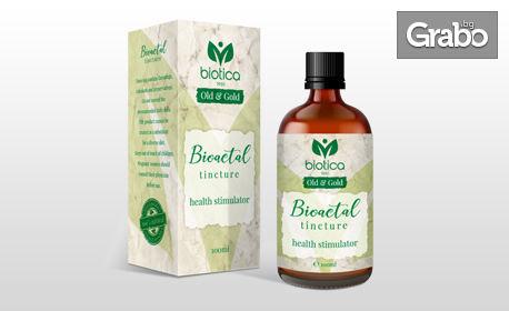 Бъдете здрави! Билкова тинктура Bioactal по руска рецепта