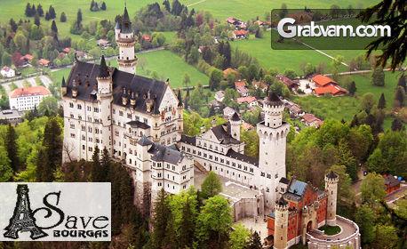Януари до Виена, Залцбург, Мюнхен! Екскурзия с 3 нощувки със закуски, плюс самолетен транспорт и възможност за Баварските замъци